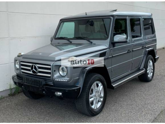 Mercedes-Benz G350 G BlueTEC lang