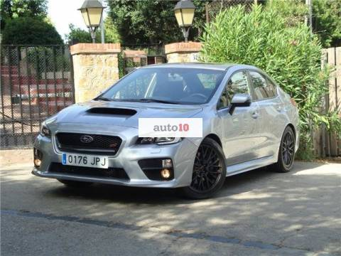 Subaru WRX STI 2.5 Rally Edition