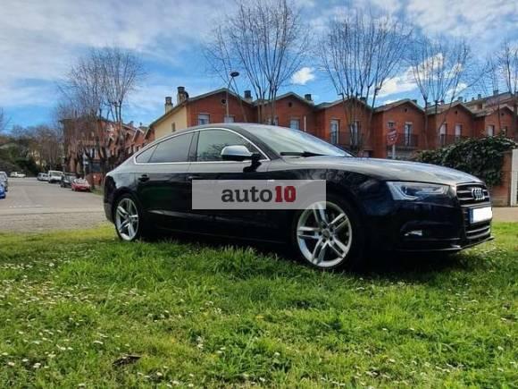 Audi A5 3.0 TDI Sportback DPF multitronic