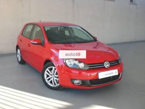 Volkswagen Golf 2.0 TDI CR Sport