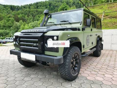 Land Rover Defender 110 DPF Station Wagon Rough II
