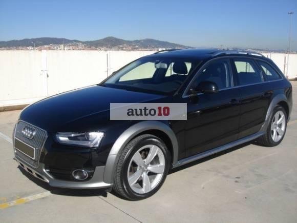 Audi A4 Allroad 2.0 TDI S-TRONIC
