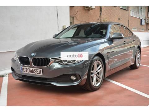 BMW Serie 4 420d Gran Coupé