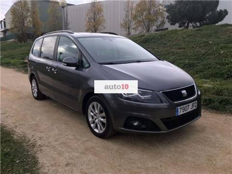 SEAT Alhambra TDi DSG 140cv