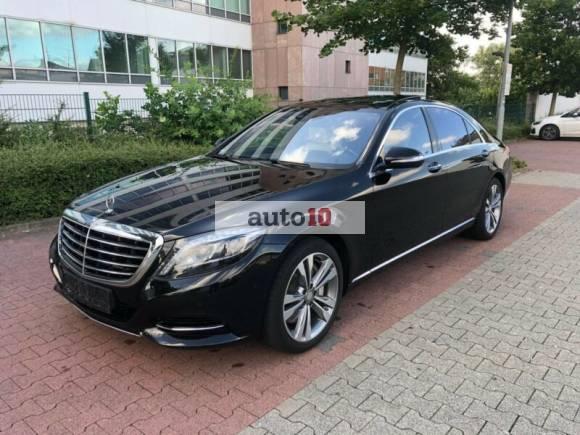Mercedes-Benz S 500 L (PLUG-IN HYBRID) e L 7G-TRONIC