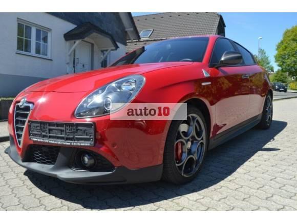 Alfa Romeo Giulietta 1.8 TBi 16V TCT Quadrifoglio Verde