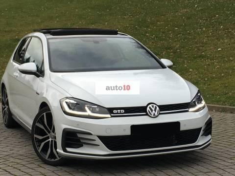 Volkswagen Golf 2.0TDI GTD DSG
