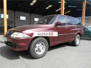 SSANGYONG Musso O2.9TDI LUX 98MY