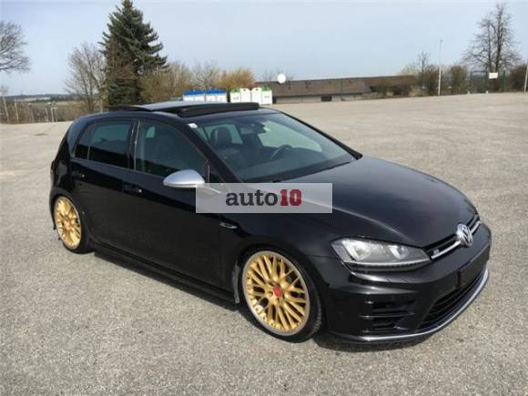 Volkswagen Golf R 2.0 TSI DSG 4motion