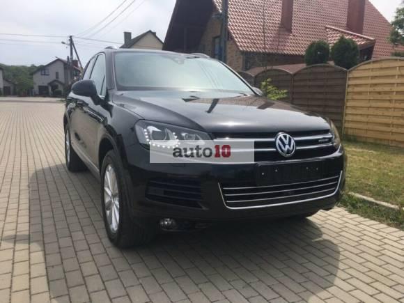 Volkswagen Touareg 3.0 Hybrid Automatik
