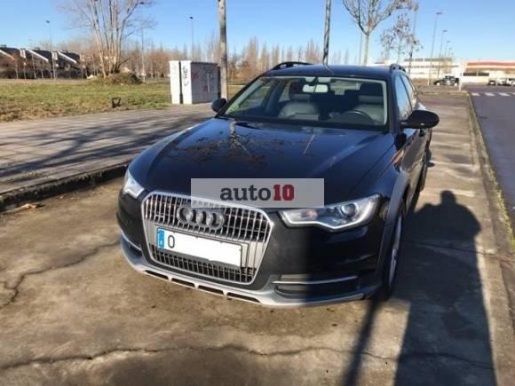 Audi A6 allroad Q. 3.0TDI Advanced ed. S-T 204 Advanced edition