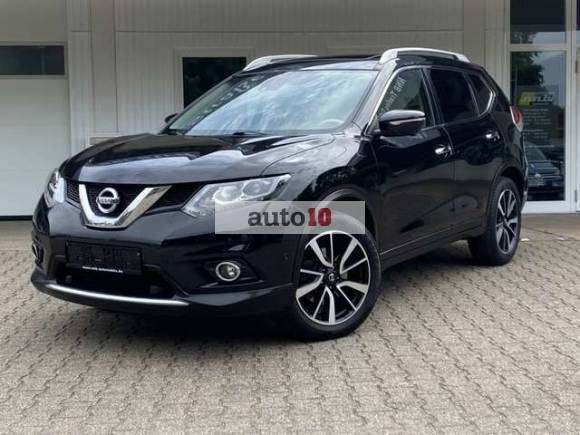 Nissan X-Trail Panorama
