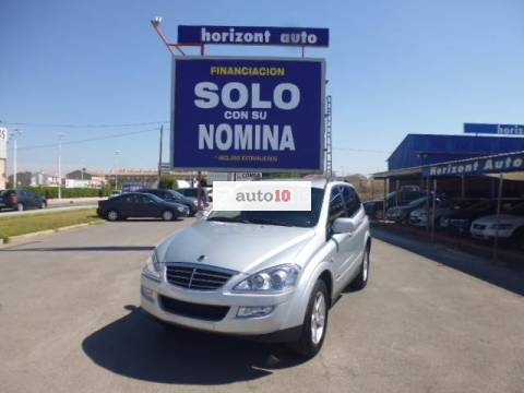 SSANGYONG Kyron 200Xdi Limited