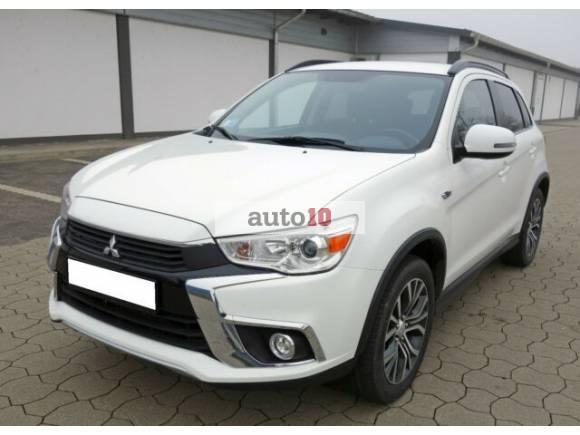 Mitsubishi ASX 2.2 DI-D 4WD Plus Auto