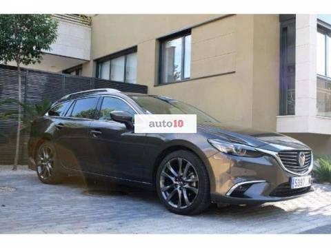 Mazda 6 2.2DE Lux. Prem.White Travel SR
