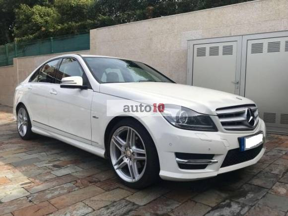 Mercedes-Benz C 220 CDI BE AMG Edition 7G Plus