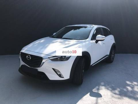 Mazda CX-3 1.5D Luxury Pack White AWD Aut.