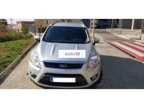 Ford Kuga 2.0TDCI Trend 4WD