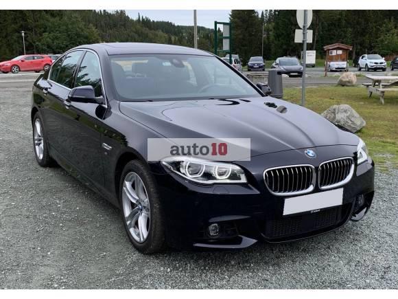 BMW 525dA M-Sport Xdrive