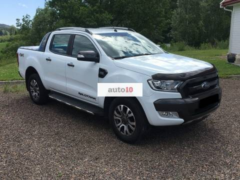 Ford Ranger Double Cab Wildtrack 3.2 TDCi 200 CV aut