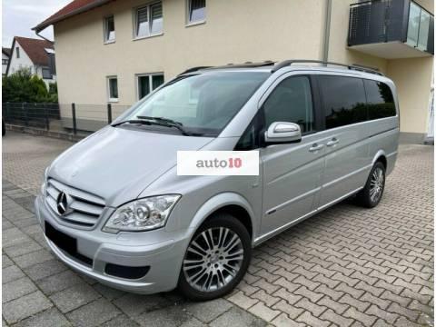 Mercedes-Benz Viano 3.0 CDI DPF Lang Ambiente Sportpaket