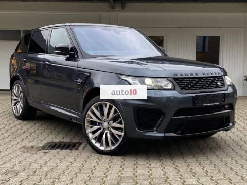 Land Rover Range Rover Sport SVR SoftClose