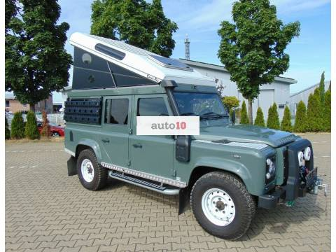 Land Rover Defender 110 Expedition