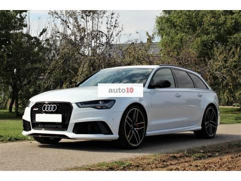 Audi RS6 4.0 TfsI quattro