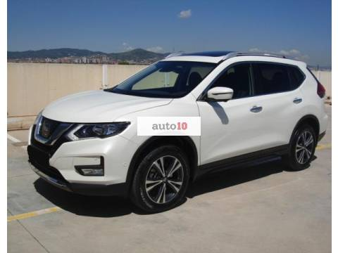 Nissan X-Trail 2.0 dCi N-Connecta 4x4 7 plazas
