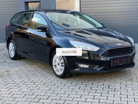 Ford Focus Turnier Business