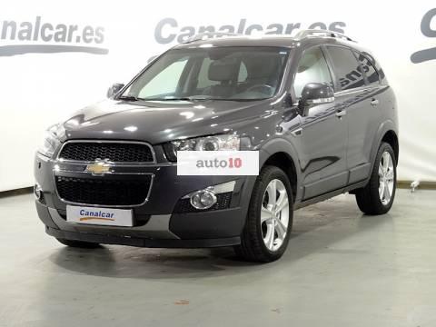 Chevrolet Captiva 2.2 VCDI LTZ 7pl Auto 4x4 184CV