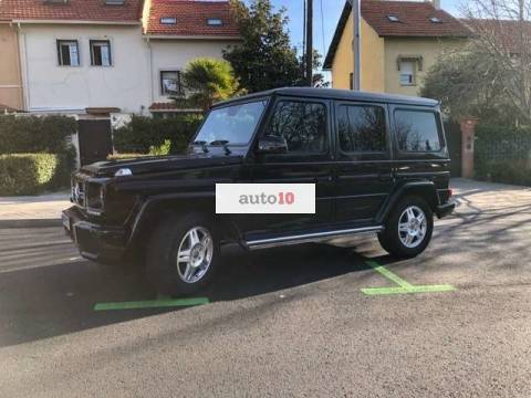 Mercedes-Benz G 400 CDI SW Largo Aut.