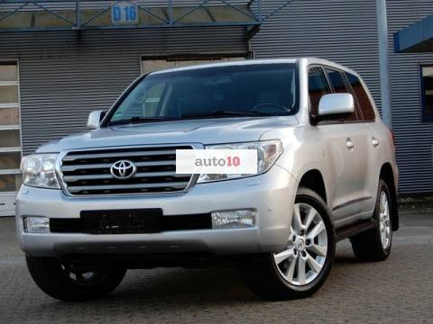 Toyota Land Cruiser 200 V8 4.5 D-4D