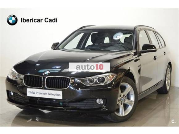 BMW Serie 3 318d Touring