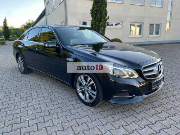 Mercedes-Benz E 250 4MATIC AVANTGARDE