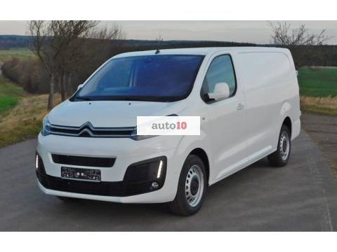 Citroen Jumpy BlueHDi