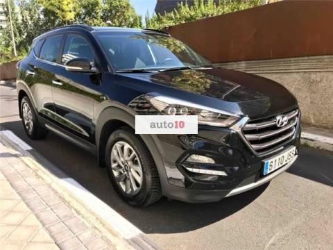 Hyundai Tucson 1.7CRDI 4x4 Tecno Sky