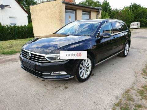 Volkswagen Passat Variant Highline BMT/Start-Stopp LED