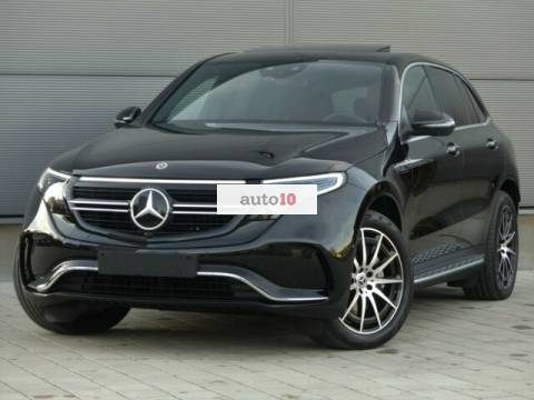 Mercedes-Benz EQC 4Matic AMG