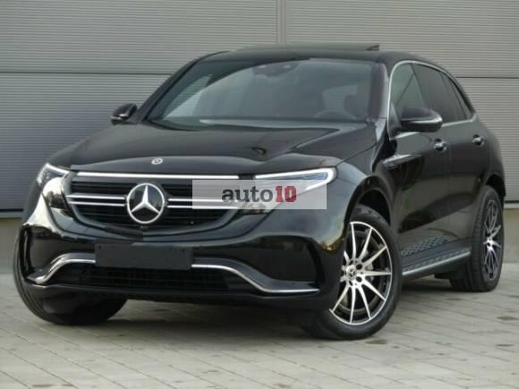 Mercedes-Benz EQC 4Matic AMG