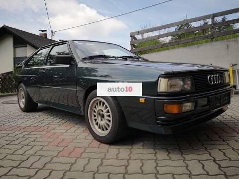 Audi Quattro Edition Speciale