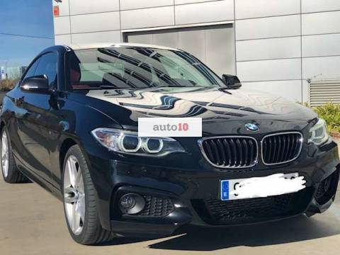 BMW 220 D MPAKET COUPE