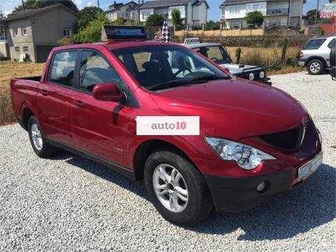 SSANGYONG Actyon Sports Pick UpLugo