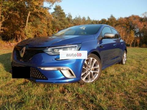 Renault Megane ENERGY TCe 205 EDC GT