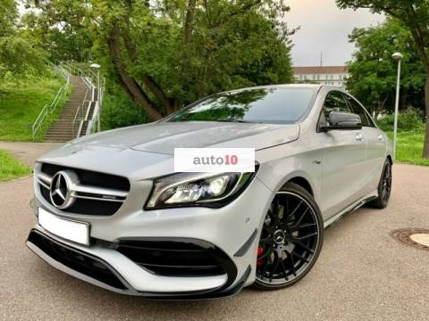 Mercedes-Benz CLA 45 AMG 4-Matic Coupe