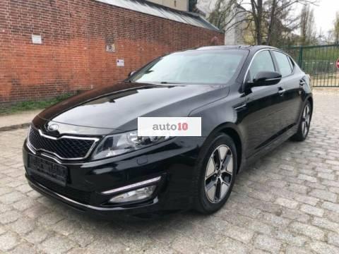 Kia Optima 2.0 CVVT Hybrid