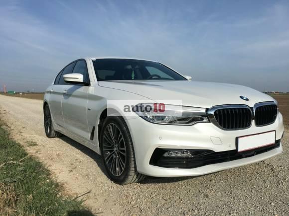 BMW 520d xDrive Sport