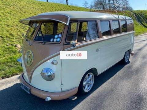 Volkswagen T1 1956