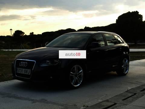 AUDI A3 Sportback 2.0 TDI 140cv Ambition 5p.