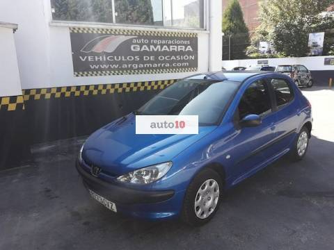SE VENDE PEUGEOT 206 HDI GARANTIZADO Y POSIBLE FINANCIACION